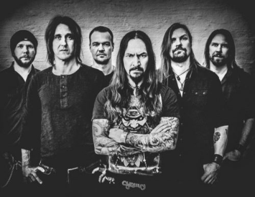 AMORPHIS – working on new studio record!
