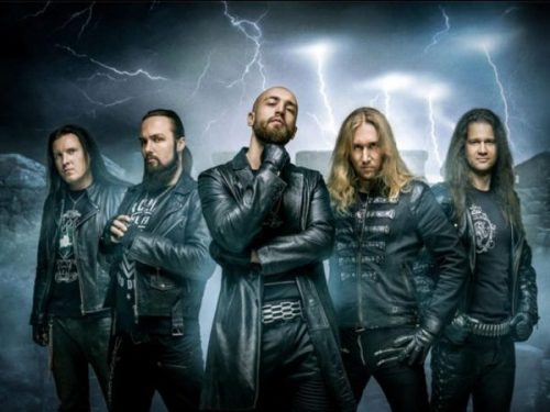 "BEAST IN BLACK – New Studio Album ""From Hell With Love"""