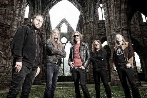 OPETH: To Release Garden Of The Titans: Live at Red Rocks Amphitheatre