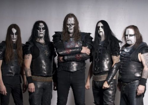 DARK FUNERAL parted ways with their drummer Nils 'Dominator' Fjellstroem