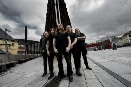 "ENSLAVED – currently on tour through Europe, announce special ""Frost"" show for Beyond the Gates 2018!"