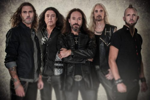 """HAMMERFALL – release video trailer for their upcoming """"Glory To The Brave – 20 Year Anniversary Edition"""""""