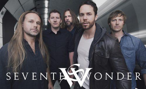Seventh Wonder - band