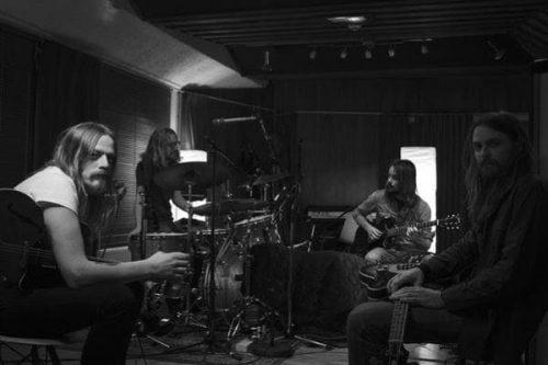 GRAVEYARD Begins Recording Comeback Album