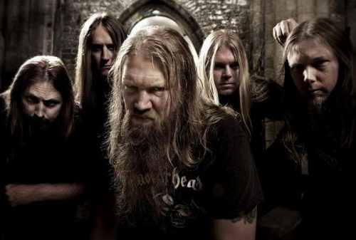 AMON AMARTH's JOHAN HEGG talks about interacting with fans, video available