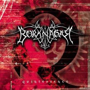 Borknagar-Quintessence