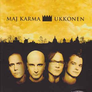Maj Karma - Ukkonen