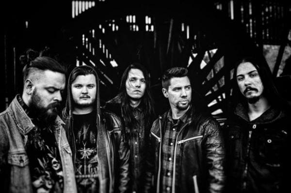 LETTERS FROM THE COLONY – unveil lyric video for 'Terminus'!
