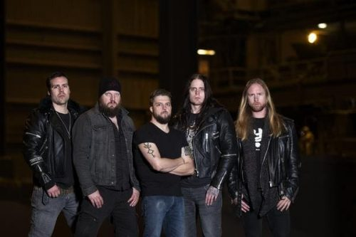 The Crown announces new album, 'Cobra Speed Venom', video available