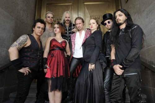 THERION – kick off EU tour and present new single 'Bring Her Home'