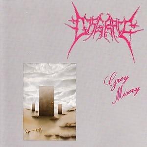 Disgrace-Grey Misery