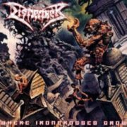 Dismember-Where Ironcrosses Grow
