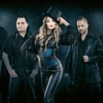 "AMBERIAN DAWN – Release ""Sky Is Falling"" Lyric Video & Now On Tour!"