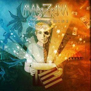 Manzana - Toy Machine