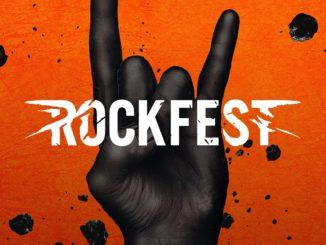 Rockfest 2018 Logo