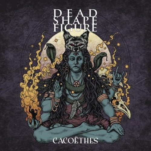 Dead Shape Figure - Cacoethes