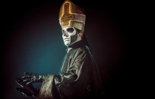 GHOST Tease The Arrival Of A New Papa