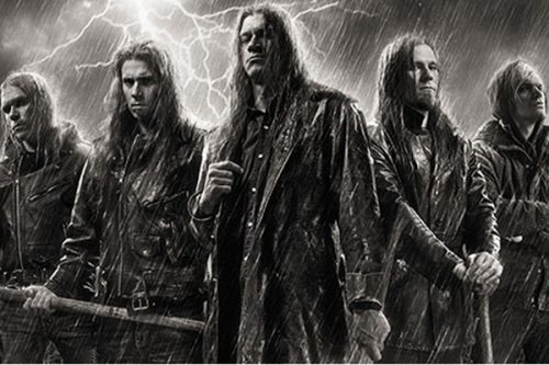"KALMAH releases new single and lyric video ""The Evil Kin"""