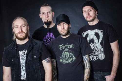 ROTTEN SOUND: New EP 'Suffer To Abuse'
