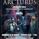 Arcturus – San José, Costa Rica (March 4, 2018)