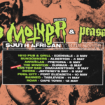 Swedish Hardcore Band GOD MOTHER to Tour South Africa