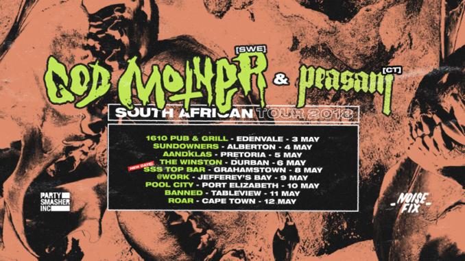God Mother SA Tour