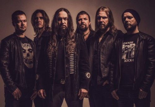 "Lyric video to ""The Bee"" from Amorphis upcoming album is out now!"