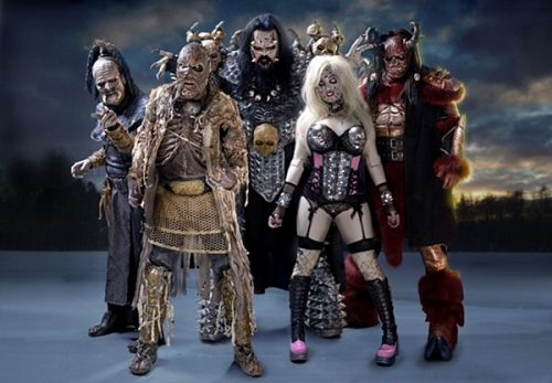 "LORDI Releases New Single And Video ""Naked In My Cellar"""