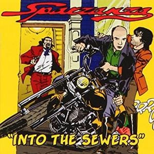Sparzanza - Into The Sewers