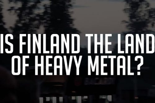 Finland - Land Of Heavy Metal