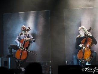 Apocalyptica at Laboral - Gijón (ES) April 7th 2018.