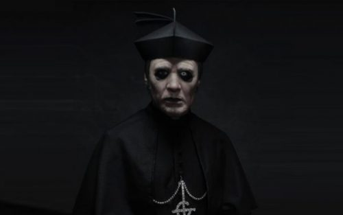 GHOST Releases New Music Video For 'Rats'