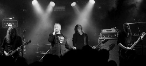 BARREN EARTH & OCEANHOARSE – Kuudes Linja, Helsinki, March 30, 2018
