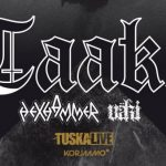 Norwegian black metal veterans TAAKE to perform at Korjaamo, Helsinki on 27.4.2018