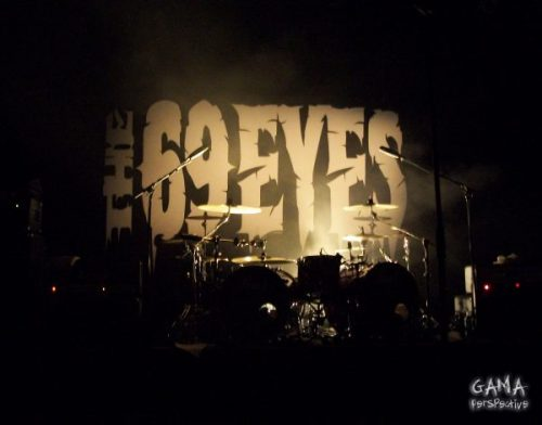 The 69 Eyes @ Lunario del Auditorio Nacional, Mexico City – April 21, 2018