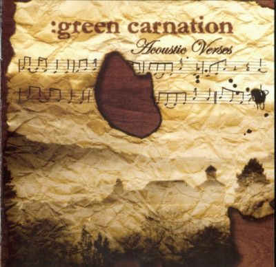 Green Carnation-The Acoustic Verses