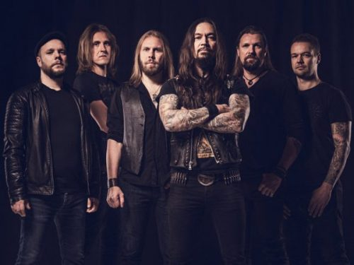 AMORPHIS-Kicks off Queen Of Time Tour featuring DARK TRANQUILLITY, OMNIUM GATHERUM, MOONSPELL