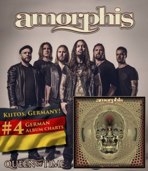 Amorphis - Thank you Germany