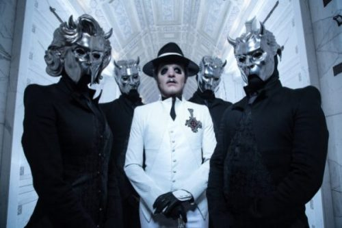 GHOST's 'Prequelle' Lands At No. 3 On U.S. BILLBOARD Chart