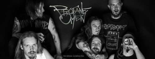 "PROFANE OMEN: new single and video ""War Boy"" released, new album ""OOKA"" out on 7.9.2018"