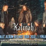 Kalmah + Shade Empire + Mors Subita – Nosturi, Helsinki – April 28, 2018