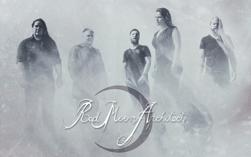RED MOON ARCHITECT Begins Writing A New Album