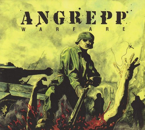 Angrepp Warfare