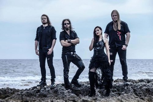 """SIRENIA Releases """"Love Like Cyanide"""" Single Featuring Yannis Papadopoulos From BEAST IN BLACK"""