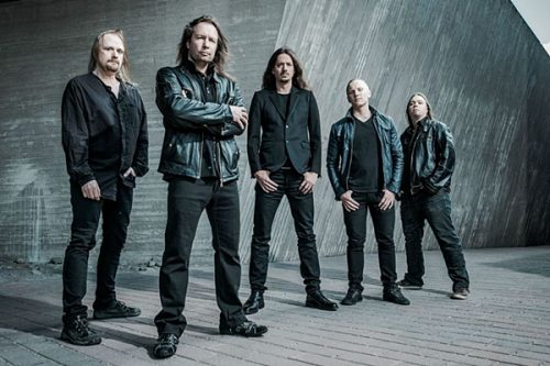 "STRATOVARIUS To Release ""ENIGMA: INTERMISSION II"" In September"