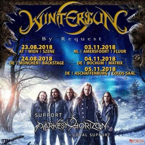 Wintersun - By Request Shows