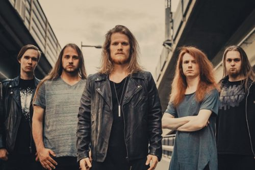 "ARION Release Official Music Video For ""Through Your Falling Tears"""