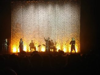 Wardruna @ Ace Hotel Sept 2018