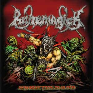 Runemagick-Resurrection In Blood