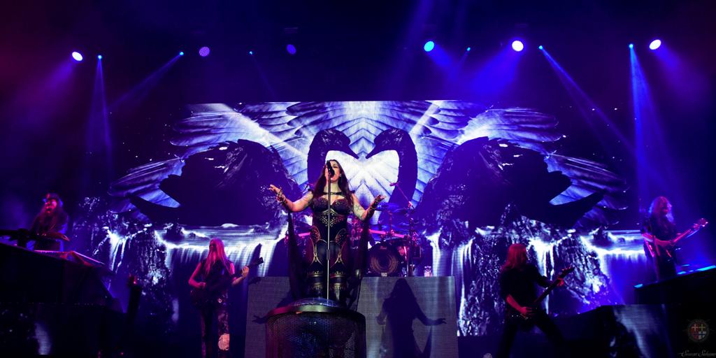 Nightwish – Turku, Finland 14.12.2018